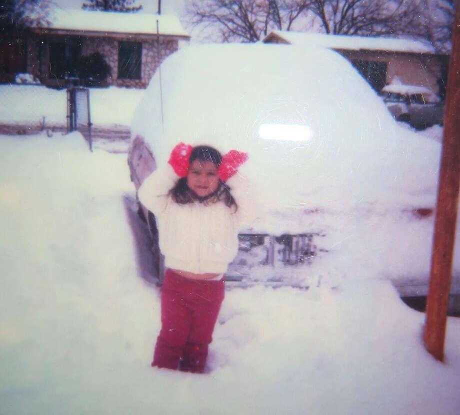 Readers remember San Antonio's historic snowfall from January 1985. Photo: Courtesy Photo