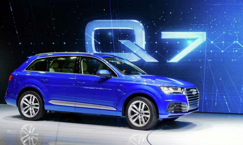 13. AudiProblems per 100 vehicles: 141