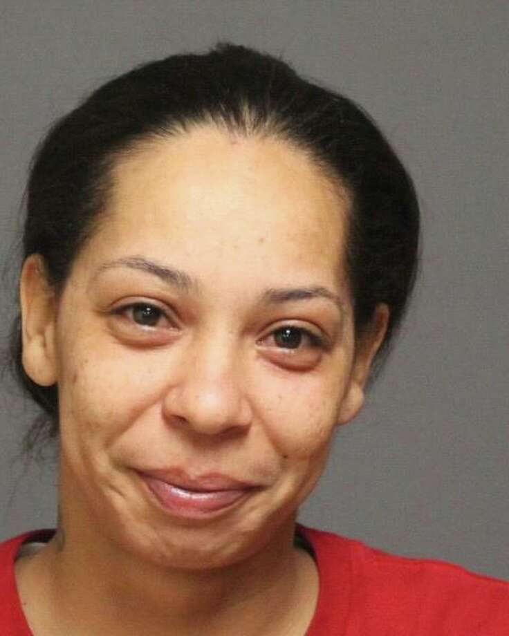 Rosa M. Wilson, 32, of Bridgeport, was arrested for assault Saturday. Photo: Contributed Photo /  Fairfield Citizen contributed