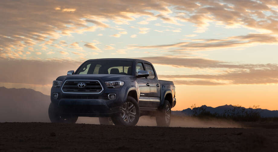 Toyota's   remodeled 2016 Tacoma pickup will have a higher starting price. Photo: Courtesy