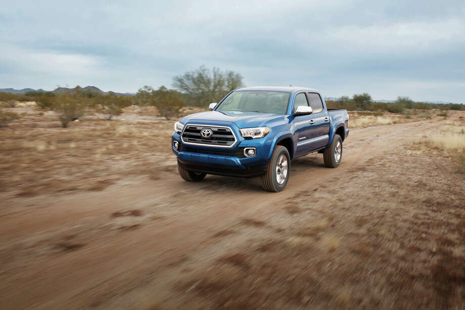 Toyota's Tacoma pickup is the star of a new ad campaign.  Photo: Courtesy, TOYOTA / COURTESY / Copyright:KMT