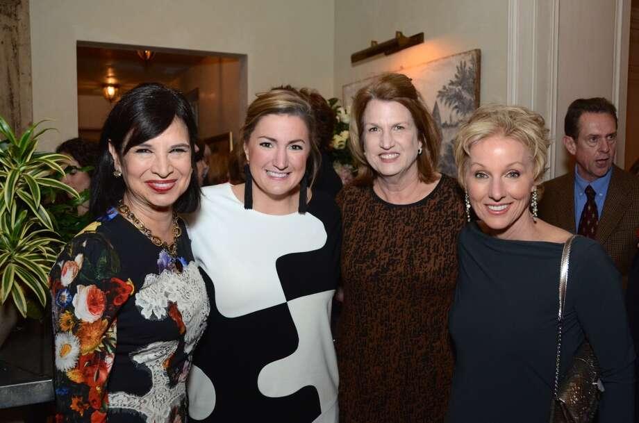 CC Hetherington, Natalie Pipkin, Libby Simms, and Laura Pipkin Photo: Roswitha Vogler