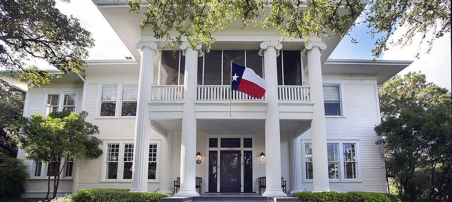 The Fairview Hotel in downtown Austin. Photo: Courtesy Photo/Jimi Ballard