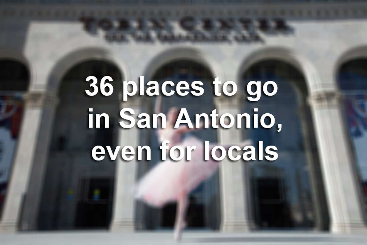 The New York Times named San Antonio one of the top places to go in 2015, ranking the Alamo City 36th out of 52 locations worldwide. Here are 36 places, numbered but not ranked, in San Antonio to visit in 2015 - even if you live here.