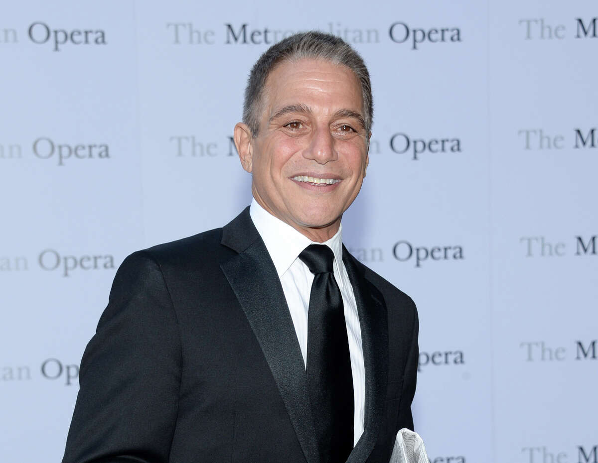 Tony Danza relishes seeing his name in lights.