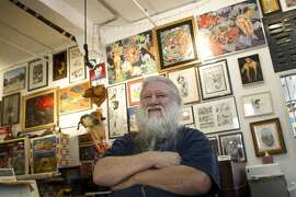Don Turner, distributor of 'subversive' literature