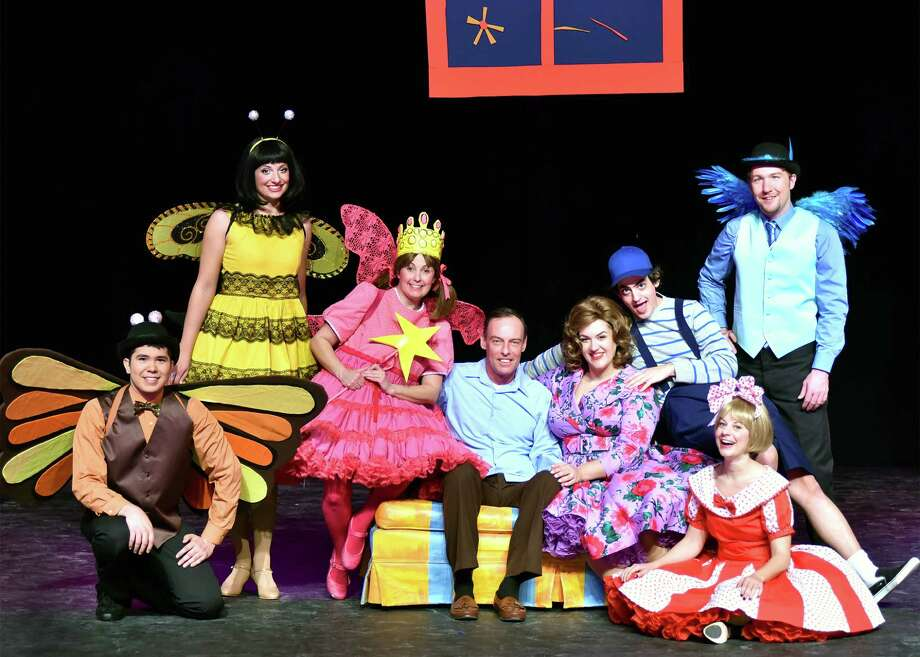 "Magik Theatre is kicking off 2015 with a reprise of ""Pinkalicious."" Photo: Courtesy Robert French / Courtesy Robert French"