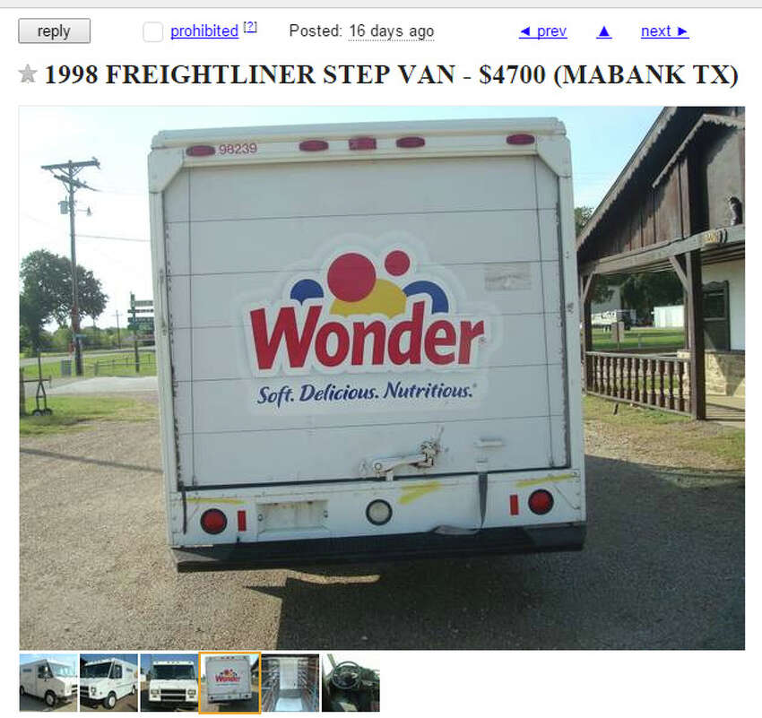 Here are some of the most wonderfully bizarre things you can find on Craigslist.