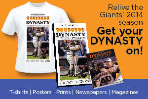 Buy the coolest Giants merchandise - Photo