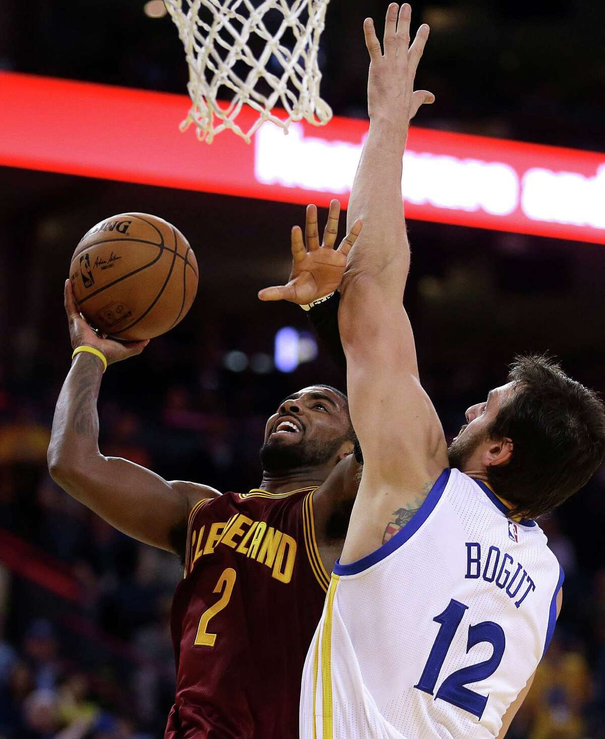 Andrew Bogut's absence from the starting lineup may end Tuesday.