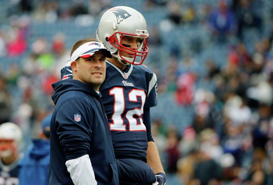 Niners interviewee Josh McDaniels struggled in Denver. Photo: Elise Amendola / Associated Press / AP
