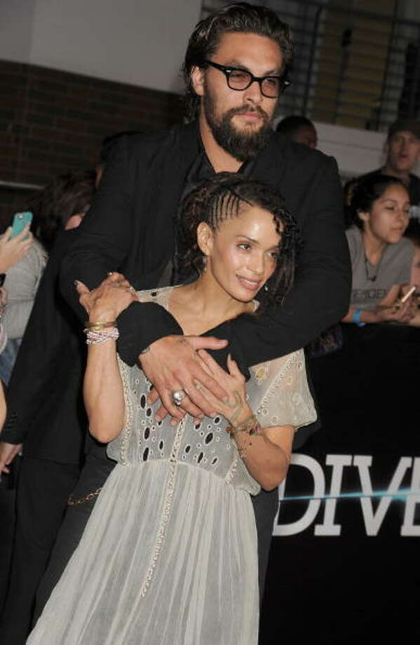 Lisa Bonet, 47 has been married to Jason Momoa, 35, since 2007. Photo: Jeffrey Mayer, WireImage