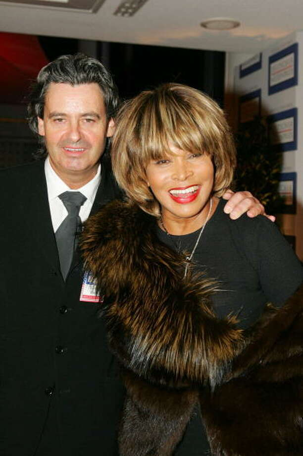 Tina Turner, 75, has been married to Erwin Bach, 59, since 2013. Photo: Franziska Krug, Getty Images