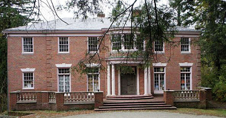 A petition has been filed with town officials asking that the former mansion on the Baron's South property be designated a Local Historic Landmark Property. Photo: File Photo / Westport News