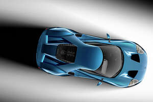 New Ford GT set for pre-order, with a catch - Photo