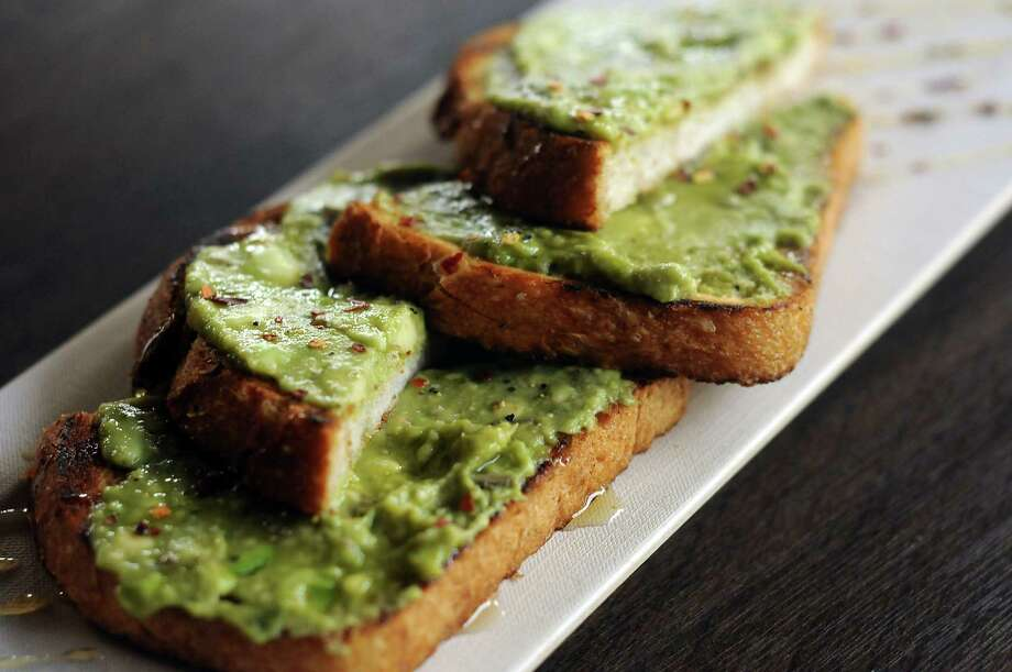 Avocado Toast. Photo: Dave Rossman, Freelance / © 2014 Dave Rossman