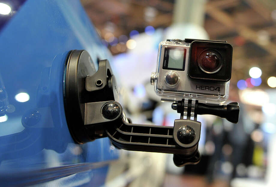 GoPro wearable cameras will be part of this weekend's NHL All-Star events. Photo: David Becker / Getty Images / 2015 Getty Images
