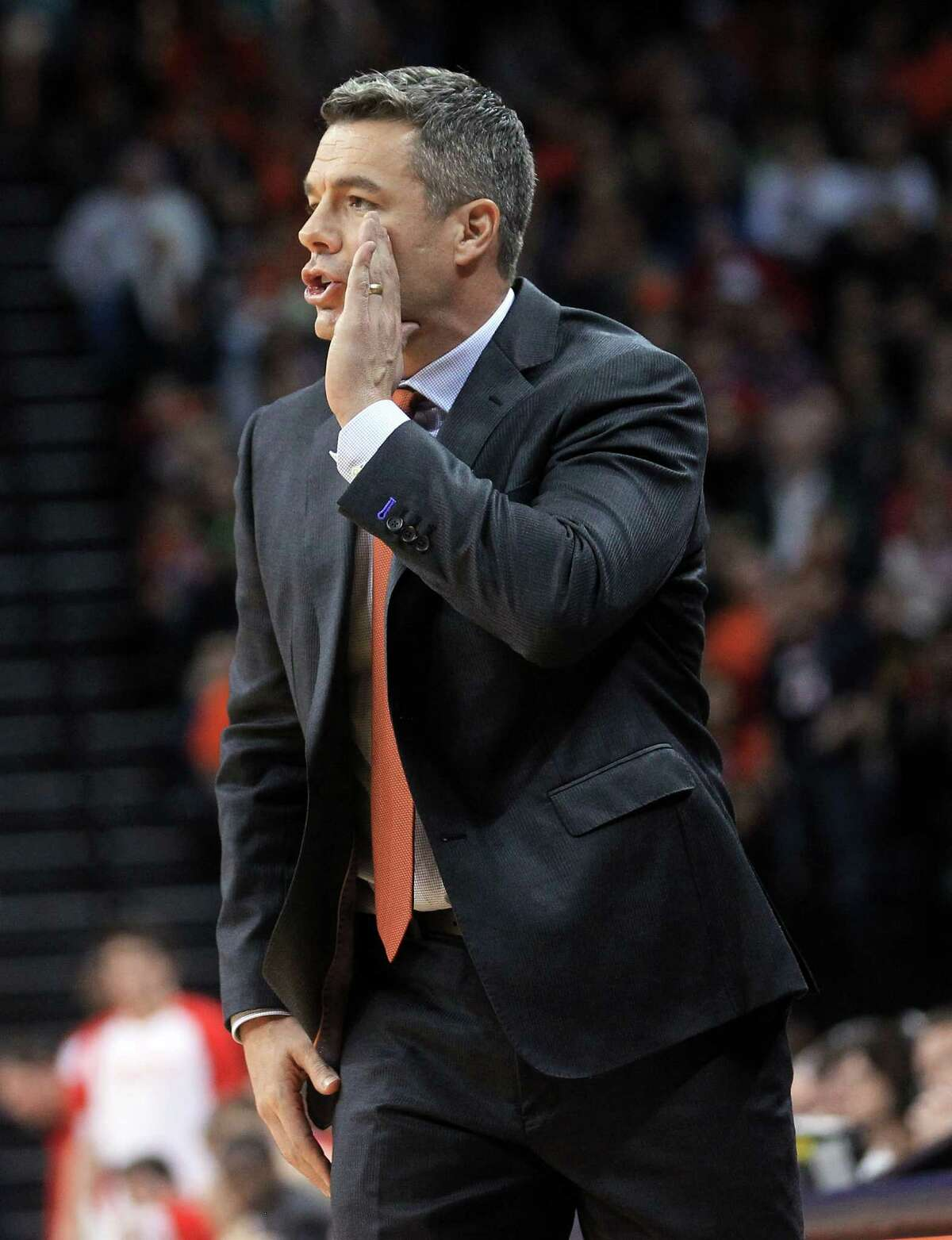 Virginia's understated Tony Bennett has no high school All-Americans on his roster.