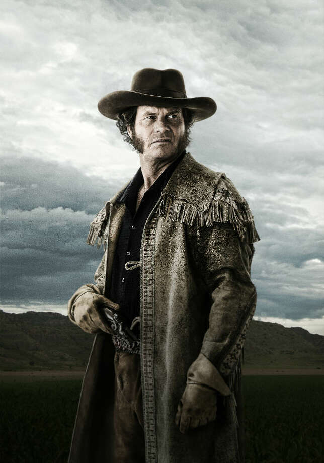 Bill Paxton as General Sam Houston Photo: The History Channel