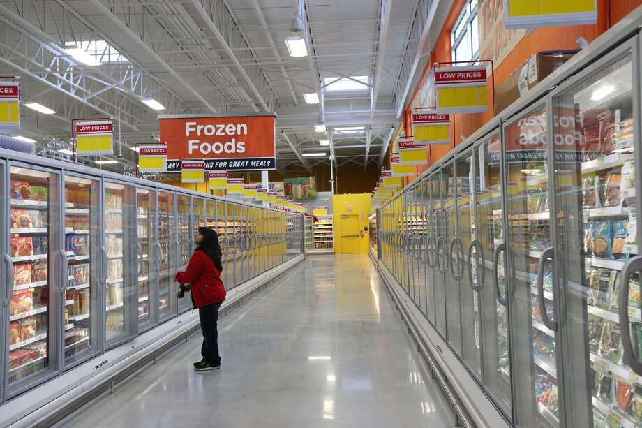 When you're out in the dead heat of a San Antonio summer, theH-E-B freezer section is an easily accesible reprieve. Click ahead for more of the chillest places around town to escape the heat. Photo: JERRY LARA, San Antonio Express-News