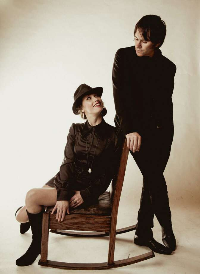 """Sarah Lee Guthrie and Johnny Irion, who have been making music for more than 10 years together, are set to perform at the Ridgefield Playhouse on Jan. 22, 2015, with guest artist Petey Hop. The husband-and-wife duo recently released """"Wassaic Way,"""" an 11-track album that was produced by Produced by WilcoâÄôs Jeff Tweedy and Patrick Sanson. For their area show, they will feature some of the new material, as well as some folk favorites. Photo: Contributed Photo / Stamford Advocate Contributed photo"""