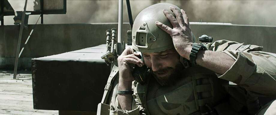 """American Sniper,"" starring Bradley Cooper, is already among the highest-grossing R-rated movies. See the top 30 highest-grossing R-rated films in the following photos. Photo: Courtesy Of Warner Bros. Picture / (c) 2014 Warner Bros. Entertainment Inc., WV Films IV LLC and Ratpac-Dune Entertainment LLC-U.S., Canada, Bahamas & Bermuda (c)"