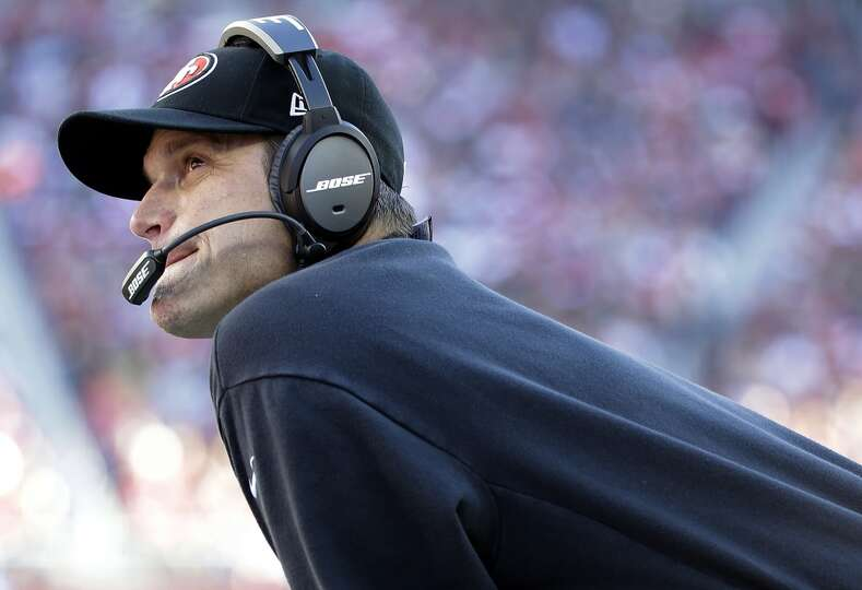 SAN FRANCISCO 49ERS Coach: Jim Harbaugh (mutual decision) Record: 44-19-1 in four s