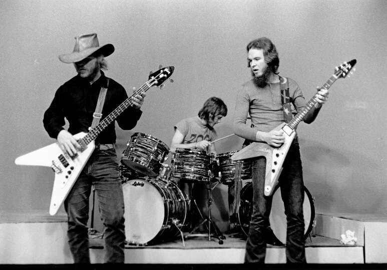 Zz Top Perform In The Talent Unlimited Project For Khou Tv