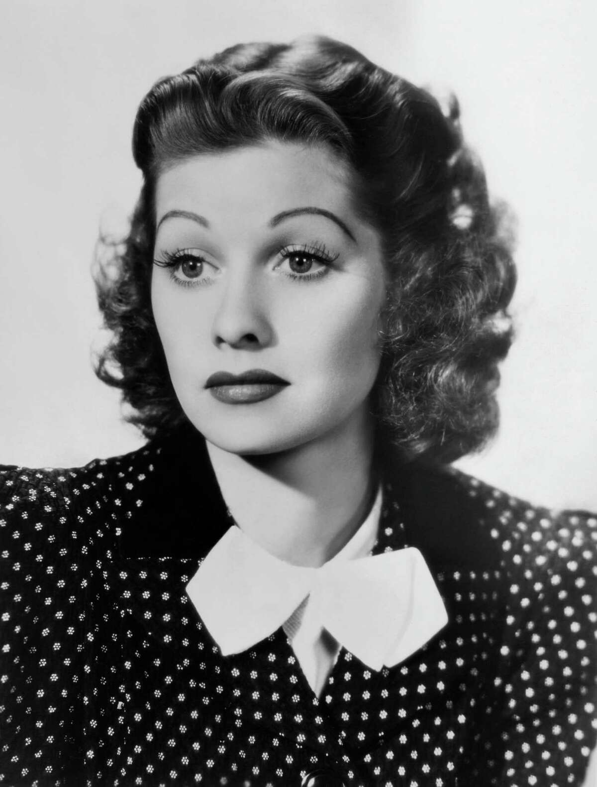 Lucille Ball In an official 1953 US government memorandum, the