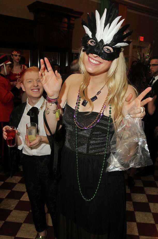 Party like it's Mardi Gras and help kids with medical disabilities at the same time during Hattie's annual Mardi Gras benefit. When: Saturday, 6:00 p.m. - 10:00 p.m. Where: Canfield Casino, Congress Park, Saratoga Springs. Learn more. Photo: Joe Putrock / (c) Joe Putrock 2014