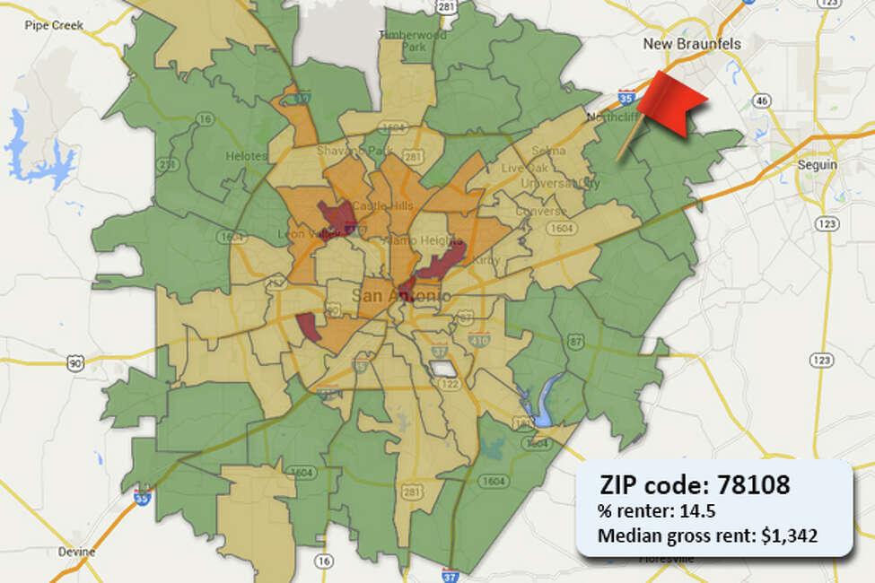 ZIP code: 78108