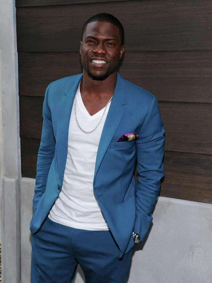 Kevin Hart arrives at Spike TV's Guys Choice Awards at Sony Pictures Studios on Saturday, June 8, 2013, in Culver City, Calif. (Photo by Frank Micelotta/Invision/AP) Photo: Frank Micelotta / Invision