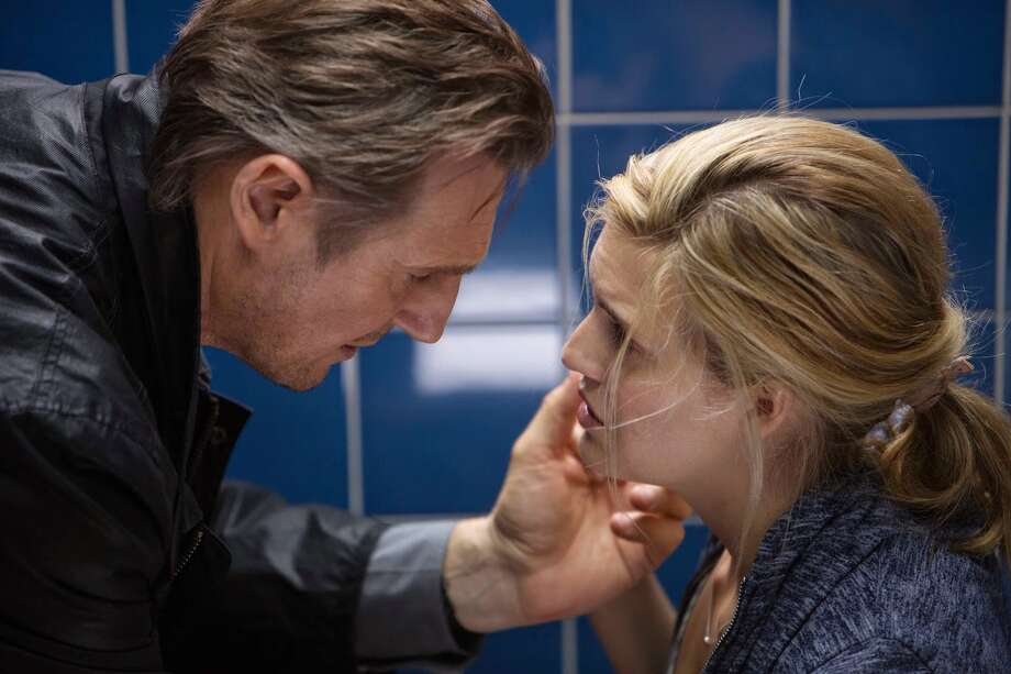 """Liam Neeson and Maggie Grace star in """"Taken 3."""""""