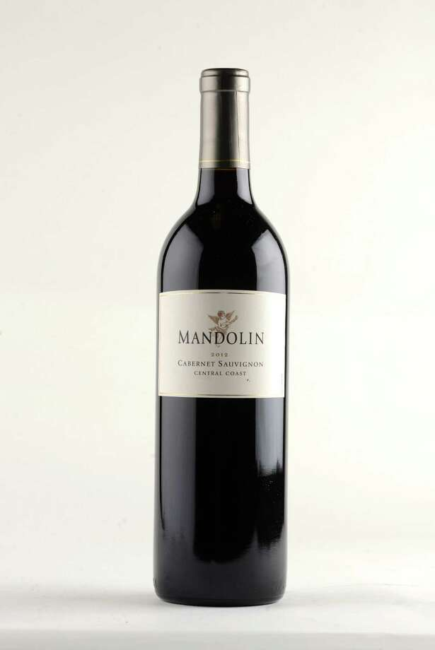 Mandolin 2012 cabernet sauvignon Thursday Oct. 9, 2014, at the Times Union in Colonie, N.Y. (Will Waldron/Times Union) Photo: WW