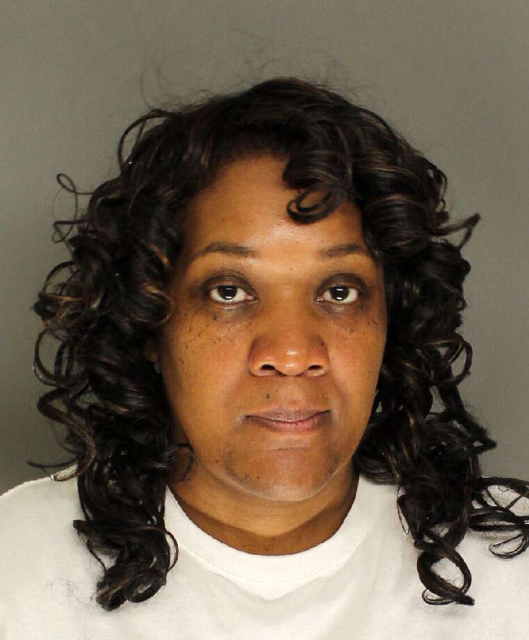Patricia Daniels, a corrections officer was arrested in the fatal motor vehicle crash that killed Evelyn Agyei, on Boston Ave. on  Dec. 4, 2014 in Bridgeport, Conn. Daniels, 46, of  Bridgeport is charged with second-degree manslaughter, risk of injury to a minor and evading responsibility. Photo: Contributed Photo / Connecticut Post Contributed