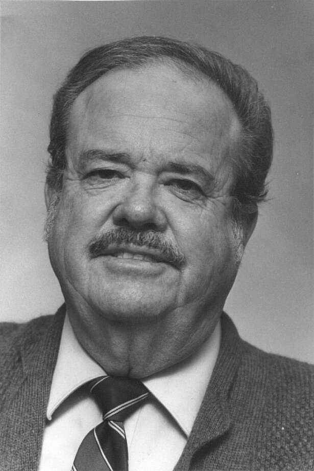 Dr. Howard Williams in 1992. Photo: The Enterprise