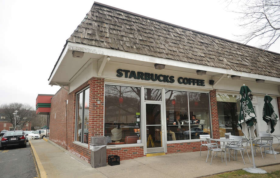 Starbucks on White Plains Road in Trumbull, Conn. on Wednesday, January 14, 2015. Photo: Brian A. Pounds / Connecticut Post