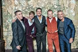The reunited Spandau Ballet performs Jan. 23 at the Warfield in San Francisco.