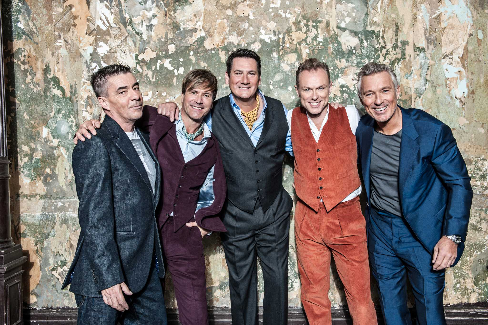 gary kemp tells how spandau ballet patched up differences sfgate. Black Bedroom Furniture Sets. Home Design Ideas