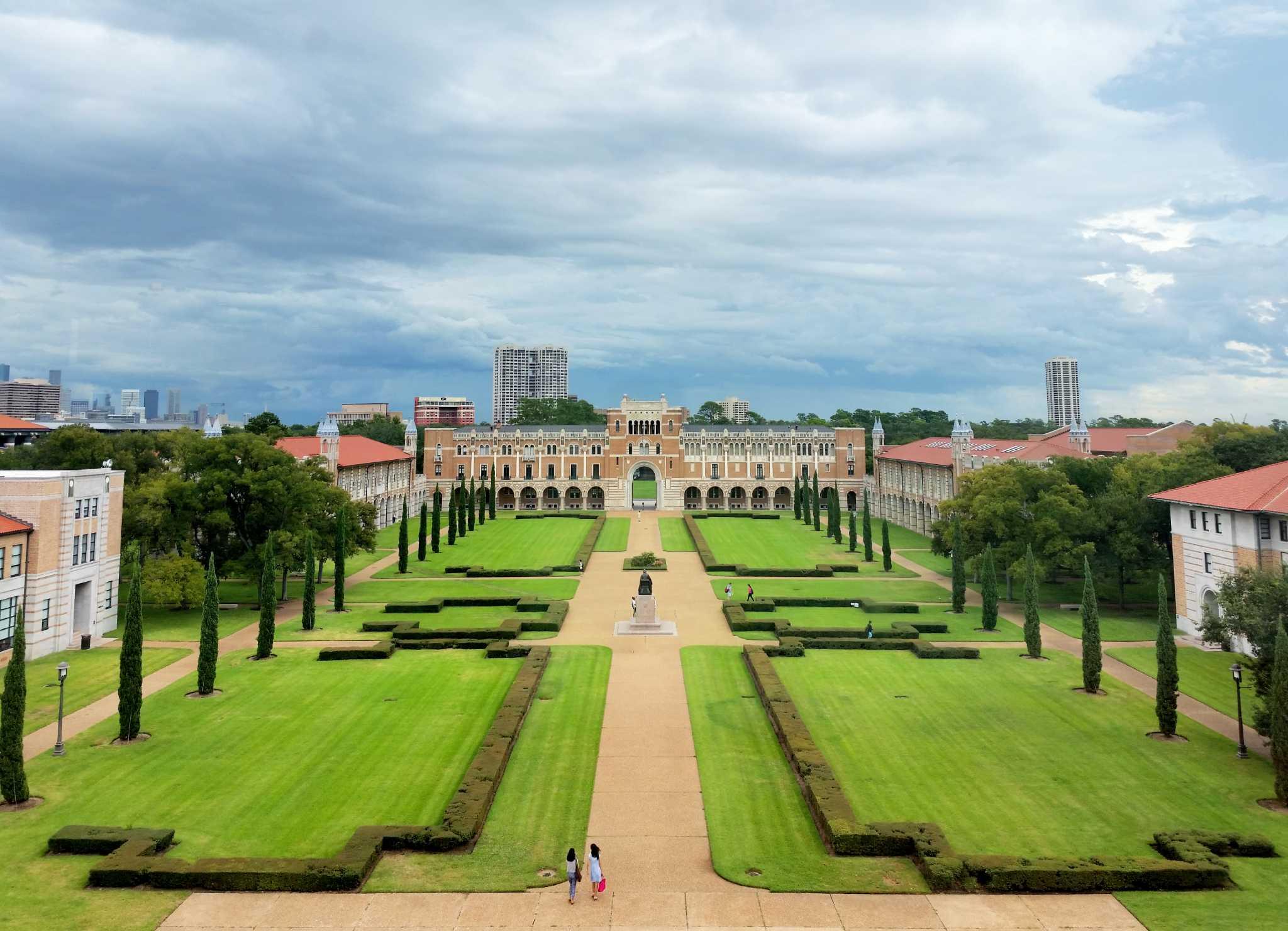 Dating at rice university