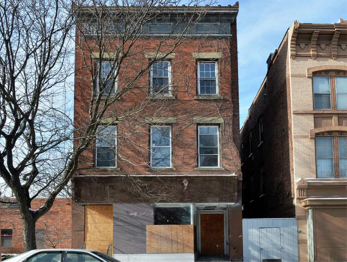 Exterior of 183 4th Street Wednesday Jan. 14, 2015, in Troy, NY. (John Carl D'Annibale / Times Union)