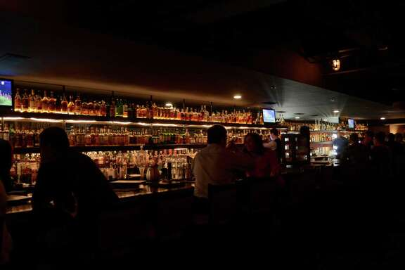 Taking its inspiration from the speakeasy era of the prohibition, Bar 1919 is located underneth Blue Joe's in Blue Star and is known for its expert martinis and cocktails, a fine selection of whiskey and liquor and cool, laid-back atmosphere. Robin Johnson