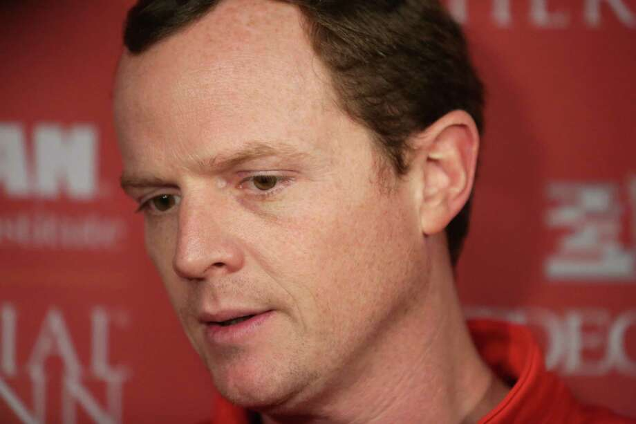 Major Applewhite may be raising expectations.New University of Houston head coach Major Applewhite hasn't saddled up for his first game, but already expectations are high. Photo: Billy Smith II, Chronicle / © 2015 Houston Chronicle