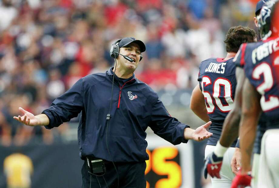 At 9-7, the Texans' Bill O'Brien had the second-best record among first-year NFL coaches. Photo: Karen Warren, Staff / © 2014 Houston Chronicle