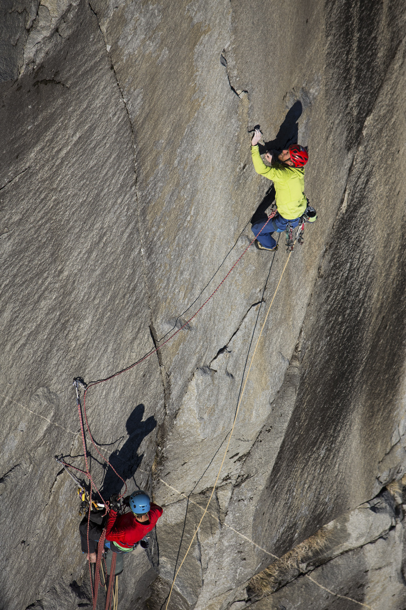 0a57ee33 Tommy Caldwell, who free climbed Dawn Wall, says effects of climate change  on Yosemite 'shocking' - SFGate