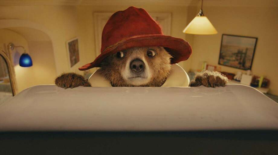 "Scene from the film ""Paddington."" (The Weinstein Company) Photo: The Weinstein Company, HO / McClatchy-Tribune News Service / Handout"