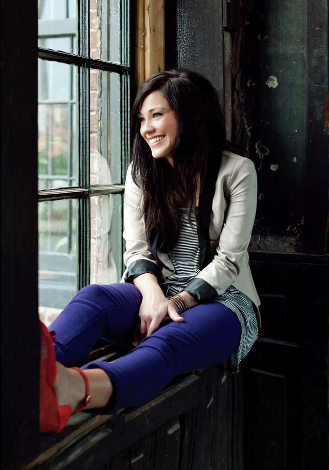 """Christian contemporary artist Kari Jobe's newest album is """"Majestic,"""" recorded at the Majestic Theatre in her hometown of Dallas. Photo: Sparrow Records"""