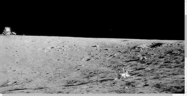 astronauts find structures on moon - photo #14