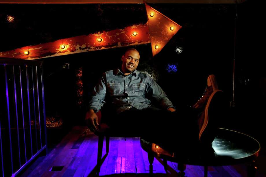 Mike Criss, owner and operator, the Nightingale Room, 308 Main St., Thursday, Jan. 8, 2015, in Houston, Texas. ( Gary Coronado / Houston Chronicle ) Photo: Gary Coronado, Staff / © 2015 Houston Chronicle