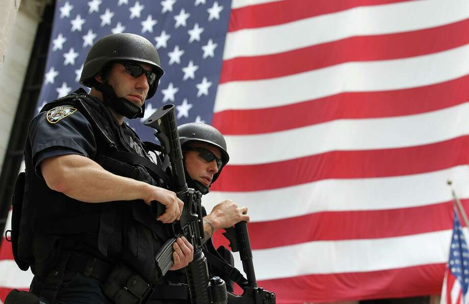 No. 1 public priority: Terrorism76 percent of Americans rate this as a top priority for Obama and CongressSource: Pew Research Center Photo: Justin Sullivan, Getty Images / 2011 Getty Images